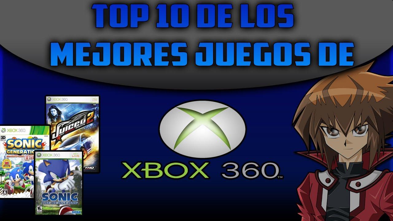 Top 10 De Los Mejores Juegos De Xbox 360 Segun Yo Loquendo Youtube