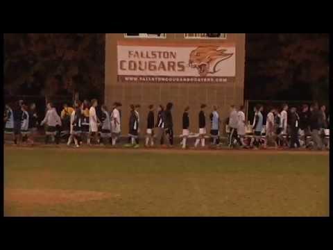 C. Milton Wright vs Fallston Boys Soccer 10-26-15
