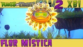 Plants vs. Zombies Garden Warfare 2 - Flor Mística