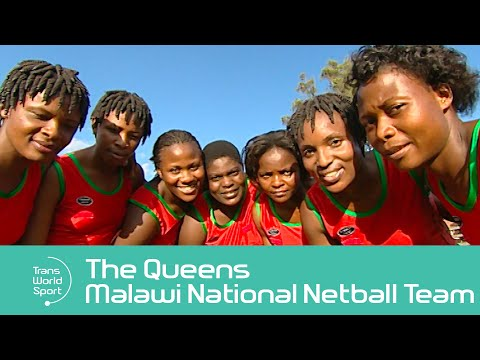 The Queens | Malawi's National Netball Team | Trans World Sp