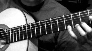 Nasaan Ka Irog - N. Abelardo (arr. Jose Valdez) Solo Classical Guitar
