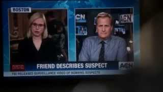 The Newsroom: Is it just me, or did she age 10 years this week?