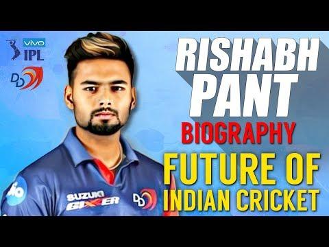 Rishabh Pant Biography | Delhi Daredevils | IPL 2018 | DD