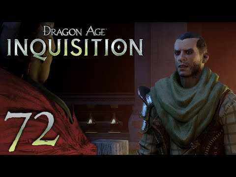 Mr. Odd - Let's Play Dragon Age: Inquisition - Part 72 - Admiral Ackbar [Elf Mage]
