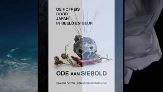 Ode aan Siebold in het Japanmuseum 2018
