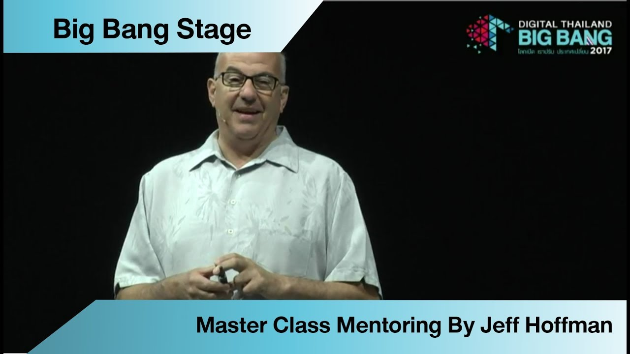 Master Class Mentoring By Jeff Hoffman