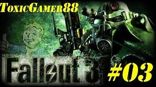 Fallout 3 - Gameplay ITA - #03 Fuga per la libertà!!!