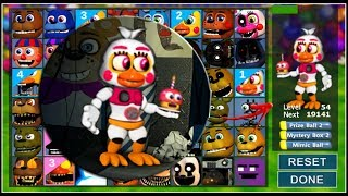 Adventure Funtime Chica in FNaF World - FFPS (Mod)
