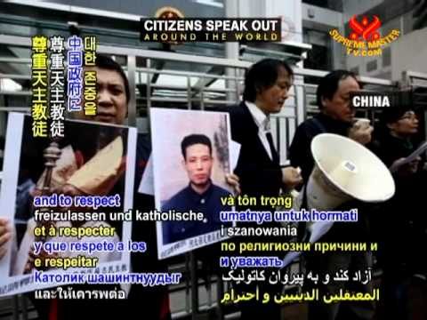 Citizens speak out - 22 June 2011