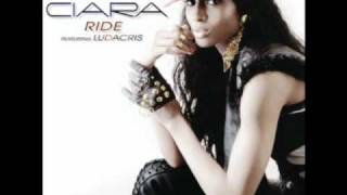 Ciara - Ride (Instrumental) W/Chorus