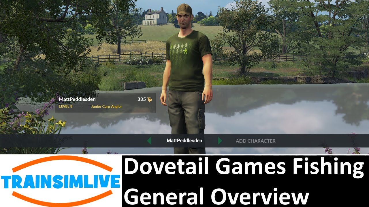 Dovetail games fishing early access phase 6 general for Dovetail games fishing