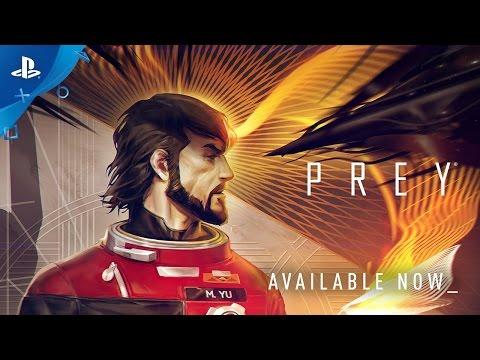 PREY – Accolades Trailer | PS4 thumbnail