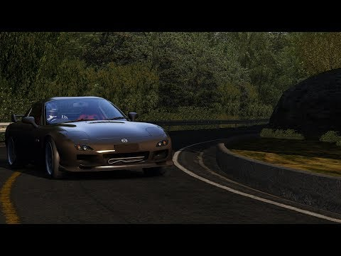 Fastest Time on Touge Life #1 by OR Blazo! Leaderboard Records! - Assetto Corsa |