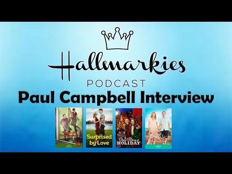 Hallmarkies: Actor Paul Campbell