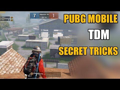 Pubg Mobile !! TDM Warehouse New Secret Trick ! Kill Enemies In Pubg Mobile Tdm New Tricks