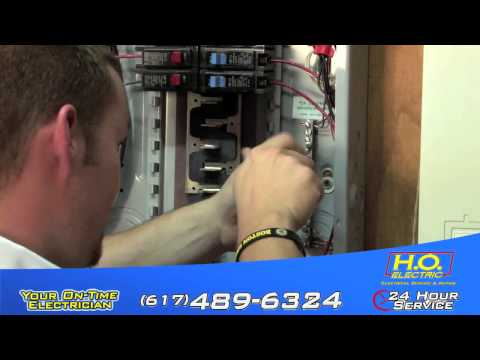 Newton - Brookline- Lexington, MA Electrician - Electrical Contractor