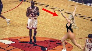 9 Times Michael Jordan Went TOO FAR