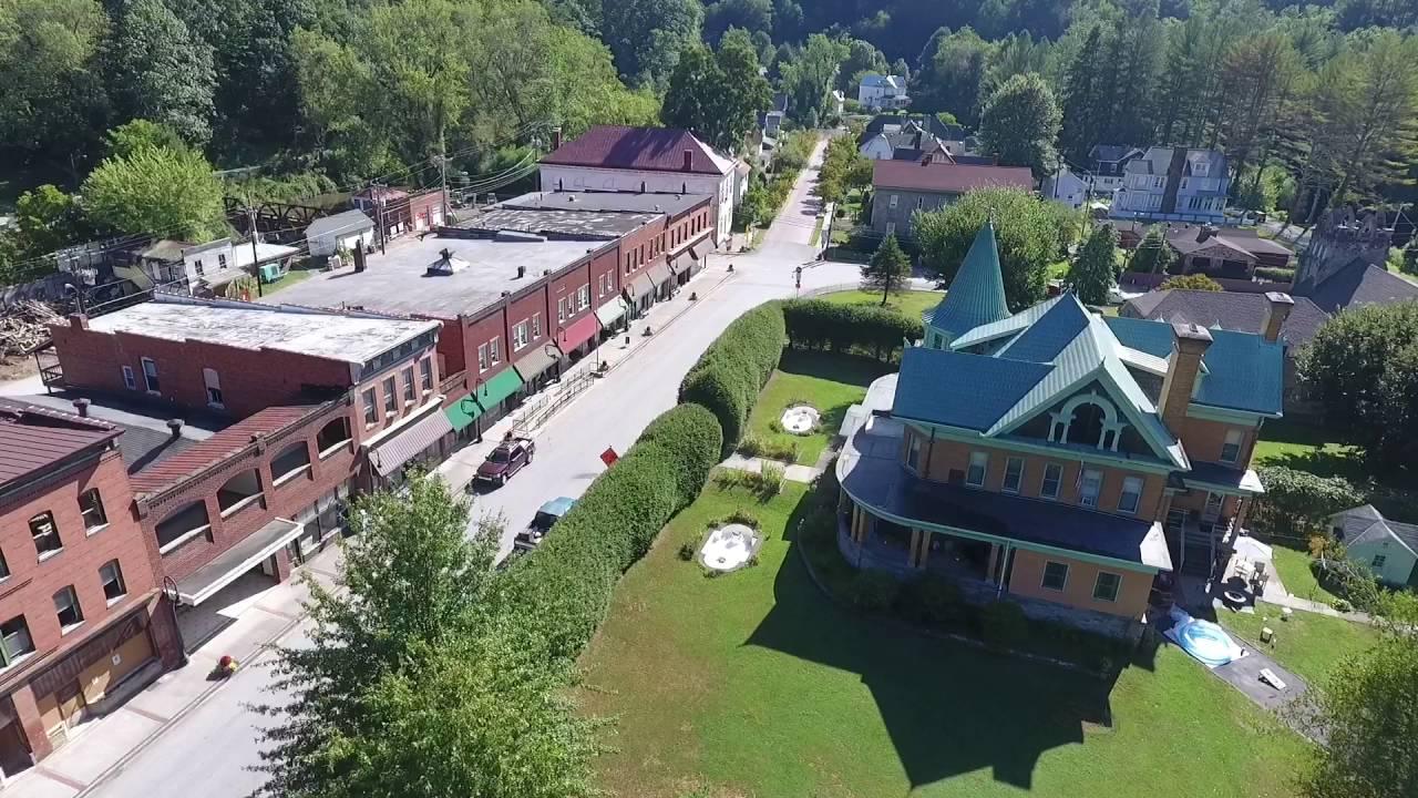 Historic Bramwell - Almost Heaven - West Virginia