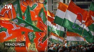 Headlines l  Voting is underway in Jayanagar Assembly Constituency in Karnataka