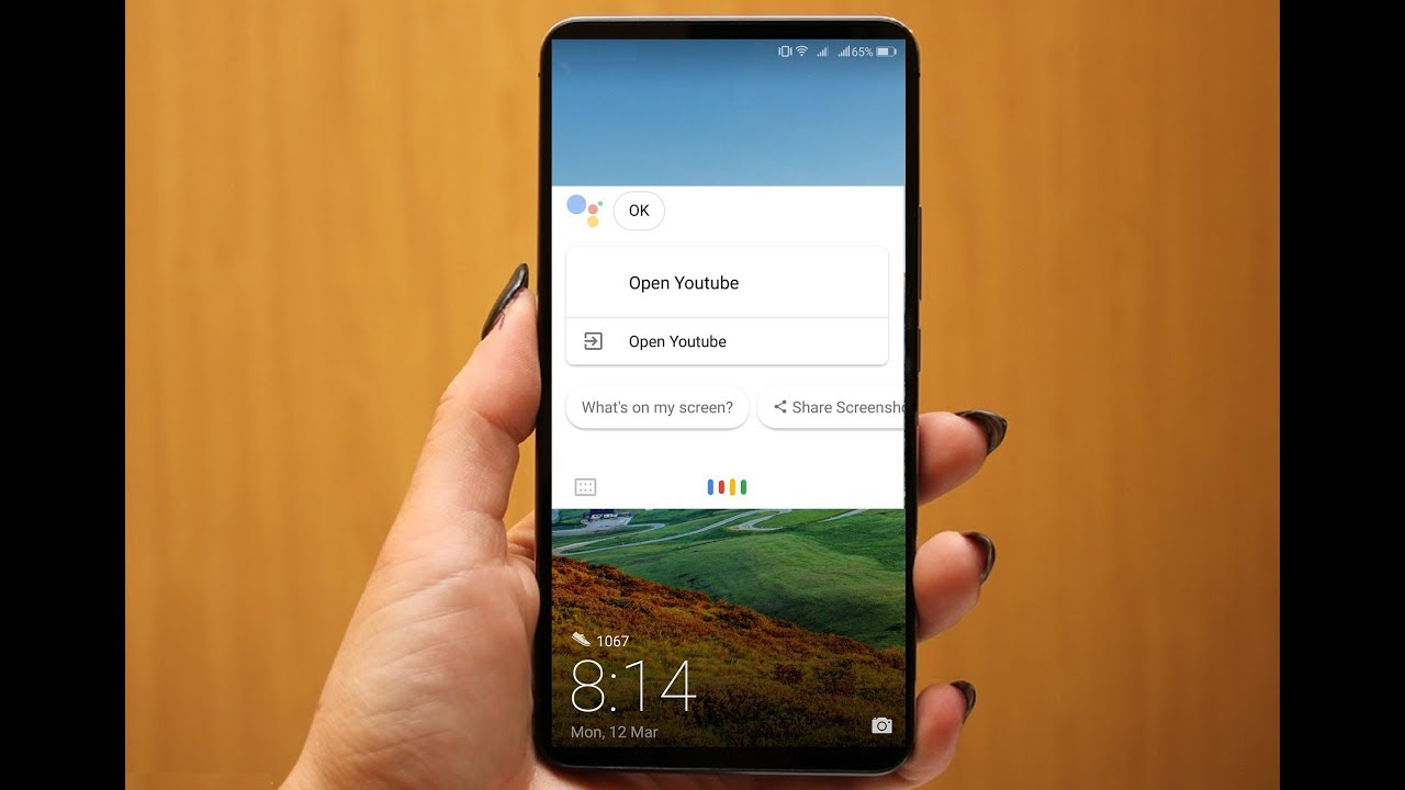 How to Use Ok Google Assistant Even Phone is Locked