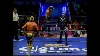 Ángel de Oro, Ángel de Plata, Ángel Azteca Jr. vs. Arkángel, Skándalo, Loco Max, 2009/06/09