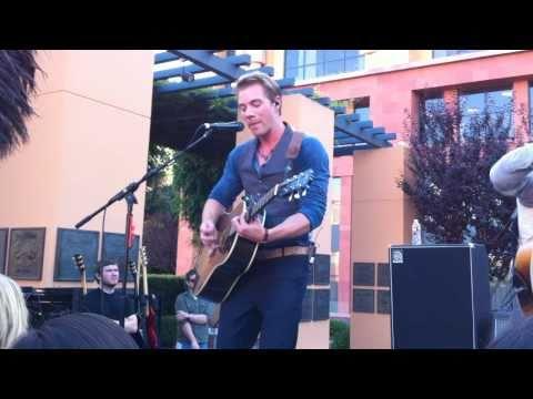 Plain White T's - Rhythm of Love - Live Private Concert at Walt Disney Studios