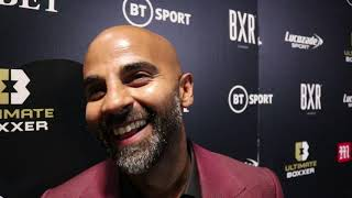 'DEREK IS A NICE GUY, BUT P*** HIM OFF & HE'LL TELL YOU' - DAVE COLDWELL ON CHISORA, GILL & FOWLER