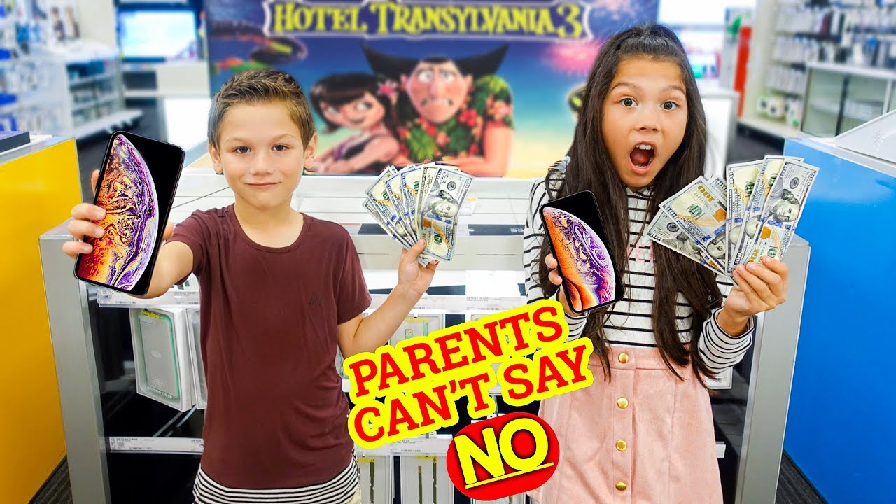 parents-can-t-say-no-kids-in-charge-for-24-hours-familia-diamond