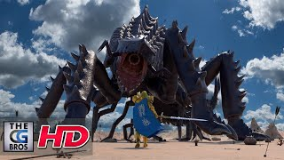 """CGI 3D Animated Short: """"STORMLIGHT""""- Student Film Directed by David Fonti"""