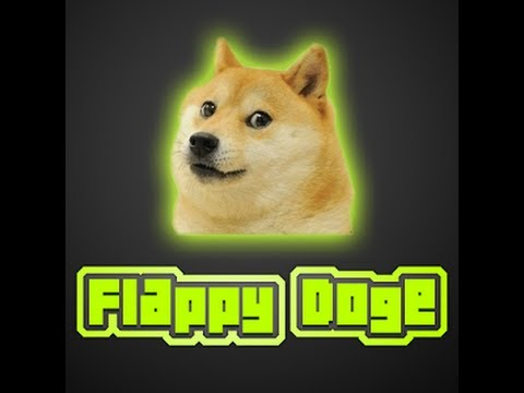 flappy doge gameplay  youtube