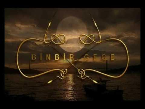 xilies kai mia nyxtes (binbir gece) 1000&1 Nights Main Theme
