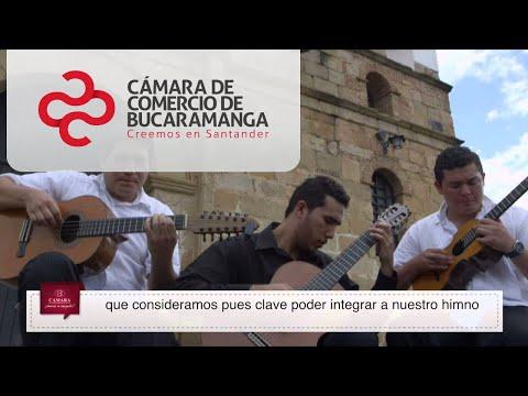 Nueva versión  himno de Santander