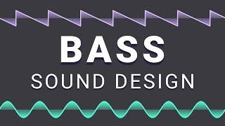 Vital Bass Sound Design: 808s Plucks Growls and Sub Bass