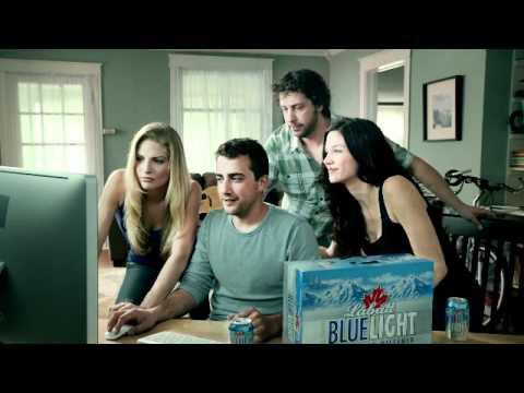 Labatt Blue Light-- Better Auction [OFFICIAL VIDEO]