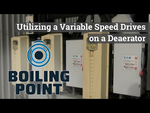 Utilizing Variable Speed Drives on a Deaerator - Boiling Point