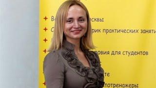 Светлана Невская об обучении в  Центральной автошколе Москвы