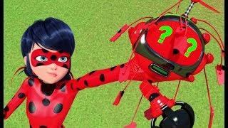 המופלאה: הרפתקאות ליידיבאג   רובוסטוס   Miraculous: Tales of Ladybug and Cat Noir