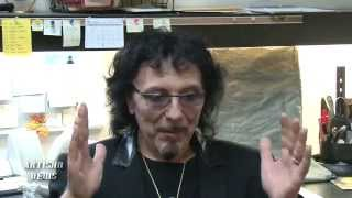 BLACK SABBATH TONY IOMMI INTERVIEW, PART 1