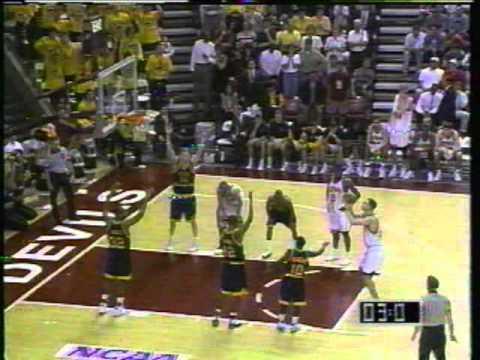1996 NCAA Tournament - George Washington versus Iowa (Part 9)