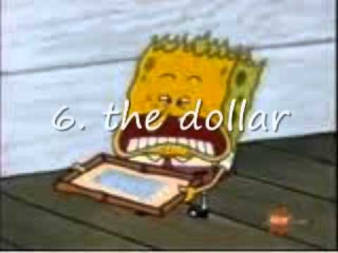 top ten spongebob funny faces.wmv