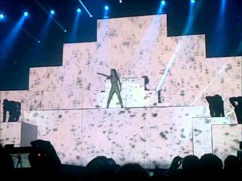 Cheryl Cole - Promise This (Live At The LG Arena)