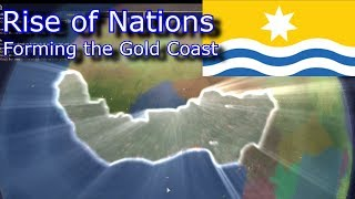 Rise of Nations | Forming the Gold Coast [Roblox Rise of Nations]