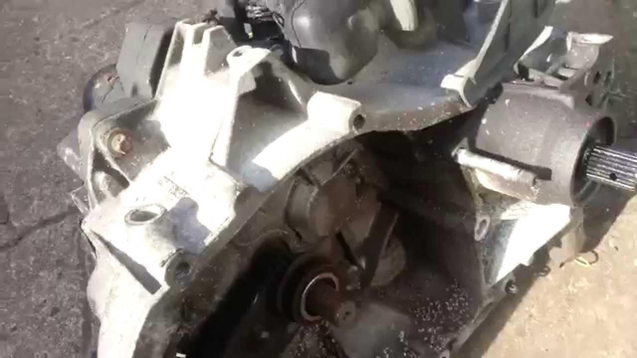 Renault clio mk2 1 2 8v gearbox
