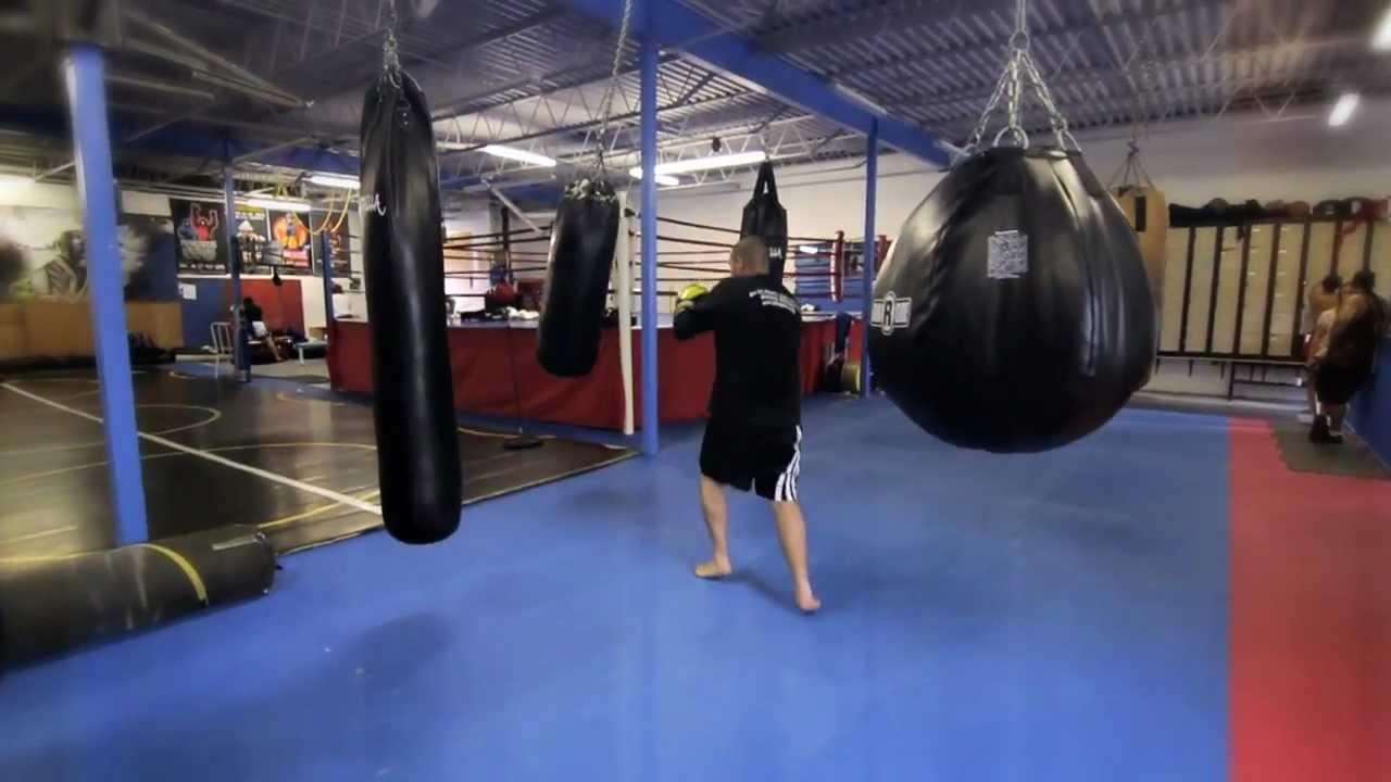 KidSport Winnipeg - Boxing - Jamal