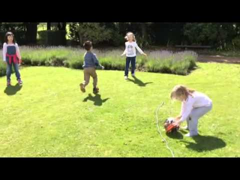Dodgeball - Traditional Outdoor Games Challenge For Kids ...