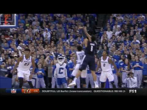 Villanova Guard Jalen Brunson Sophomore Highlights (Cousy Award Finalist)