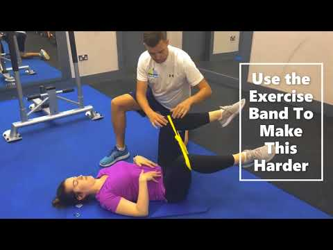 Hip Rehabilitation Exercises