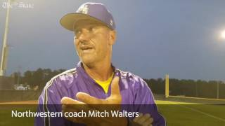 Postgame reaction from Game 2 of Class 5A baseball series