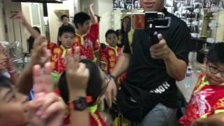 東華三院鶴山學校成果分享日@香港夏國璋龍獅團