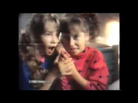 Barbie Commercials 1987-1990